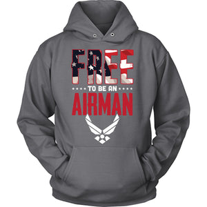Free To Be An Airman