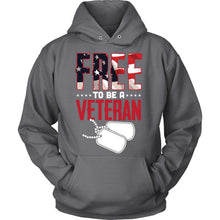 Free To Be A Veteran