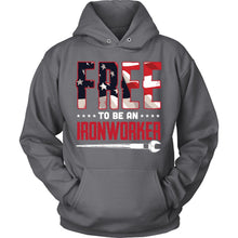 Free To Be An Ironworker