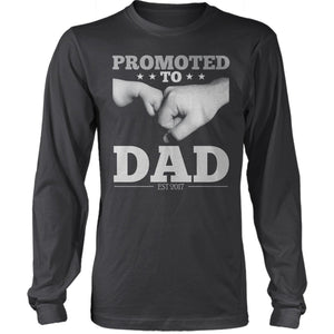 Promoted To Dad 2017
