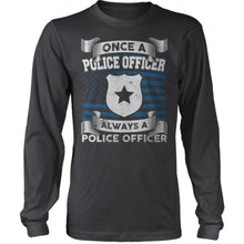 Once A Police Officer