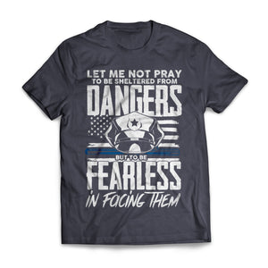 Pray To Be Fearless