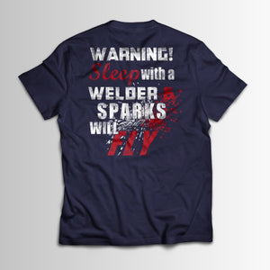 SLEEP WITH A WELDER
