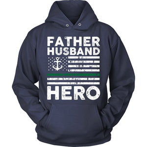 Father Husband Sailor
