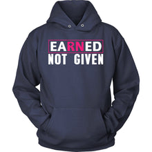 RN Earned Not Given
