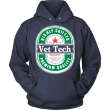 Highly Skilled Vet Tech