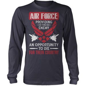 Air Force Opportunity