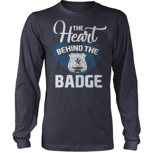 Heart Behind The Badge