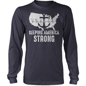 Navy Keeping America Strong