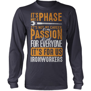 Ironworker Passion