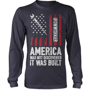 Ironworkers America Was Built