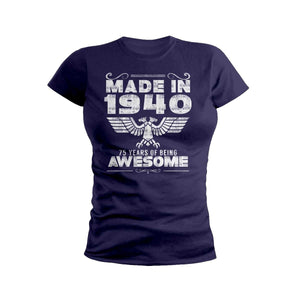 AWESOME SINCE 1940