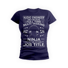 Audio Engineer Ninja