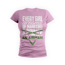 Marrying An Airman