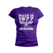 AWESOME SINCE 1977