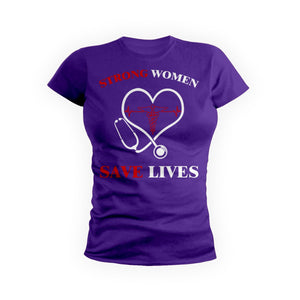 Strong Women Save Lives