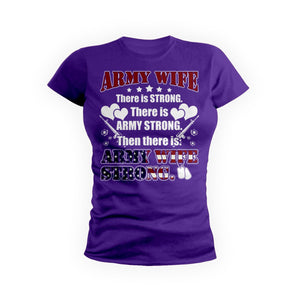 Army Wife Strong
