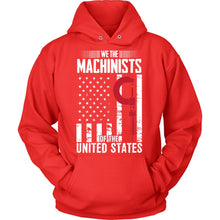 We The Machinists