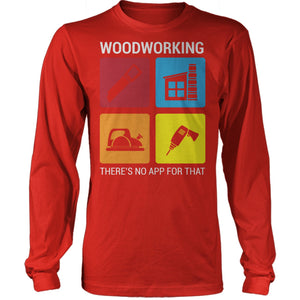 Woodworking No App