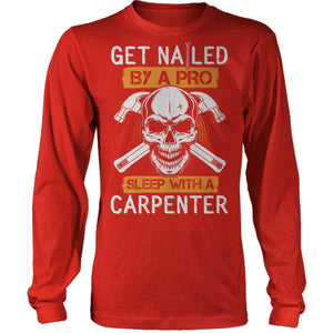 Nailed By Carpenter