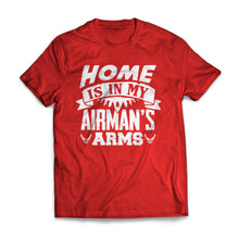 Home In Airman's Arms