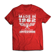 AWESOME SINCE 1962