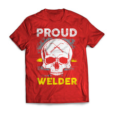Proud Welder Flag
