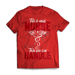 Nurse More Than You Can Handle