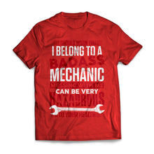 Belong To A Badass Mechanic