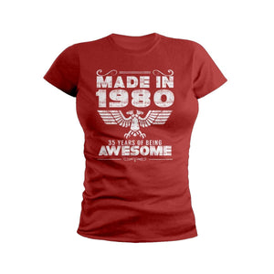 AWESOME SINCE 1980
