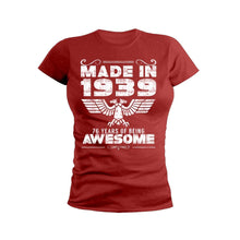 AWESOME SINCE 1939