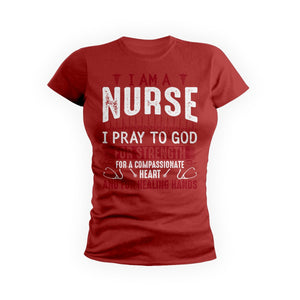 Nurse Pray To God