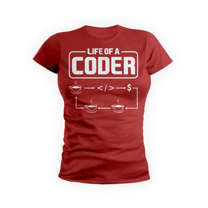 Life Of A Coder