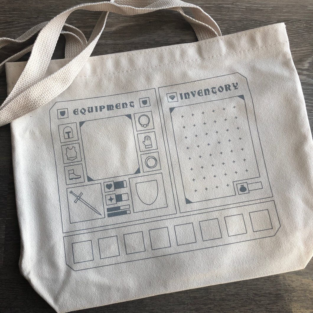 Equipment/Inventory Tote Bag