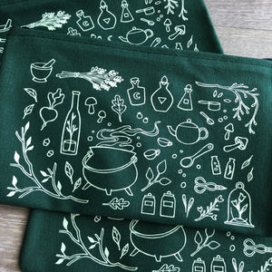 Herbalist Zipper Bag