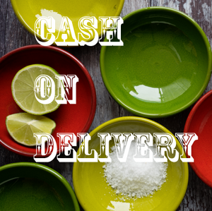 We now accept Cash on Delivery!