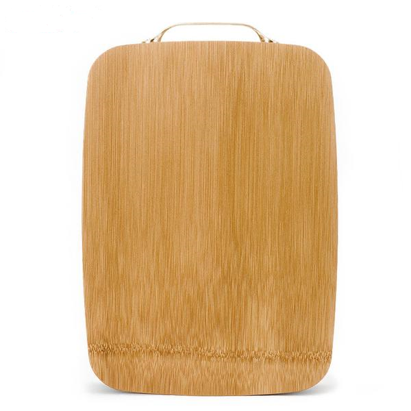 Large Size Thick Chopping Board in Bamboo 45 x 32 x 4 cm