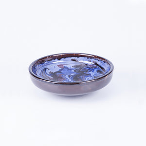 Small Salad/Tapas/Pasta bowl 17cm - Waters in Blue