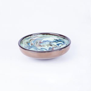 Small Salad/Tapas/Pasta Bowl 17cm - Waters Green