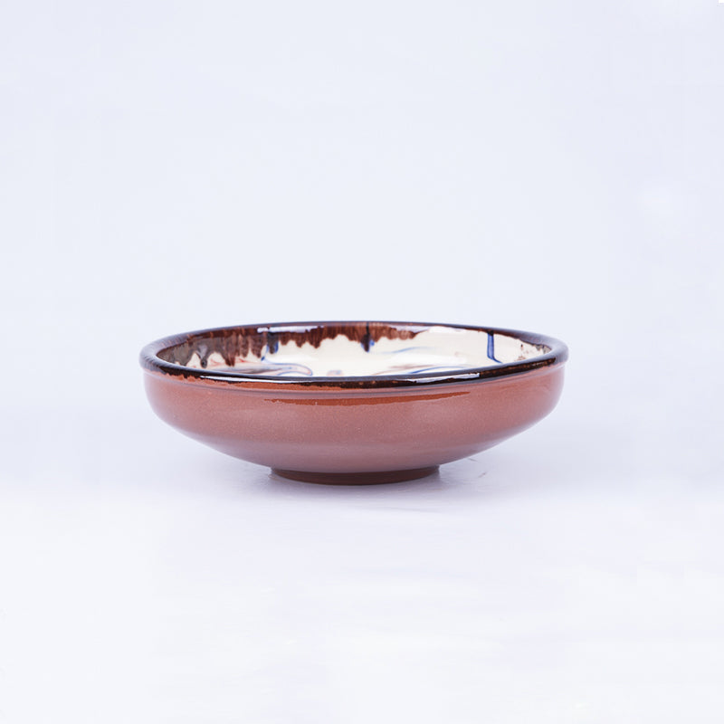 Small Salad/Tapas/Pasta Bowl 17cm - Waters in White