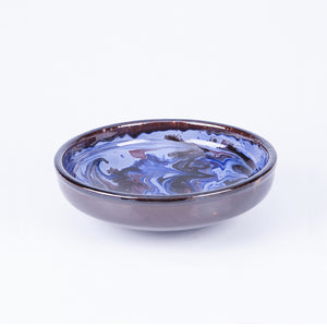 Medium Pasta bowl 20cm - Waters in Blue