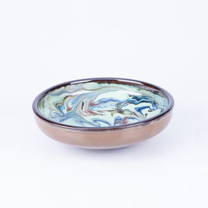 Medium Pasta Bowl 20cm - Waters Green