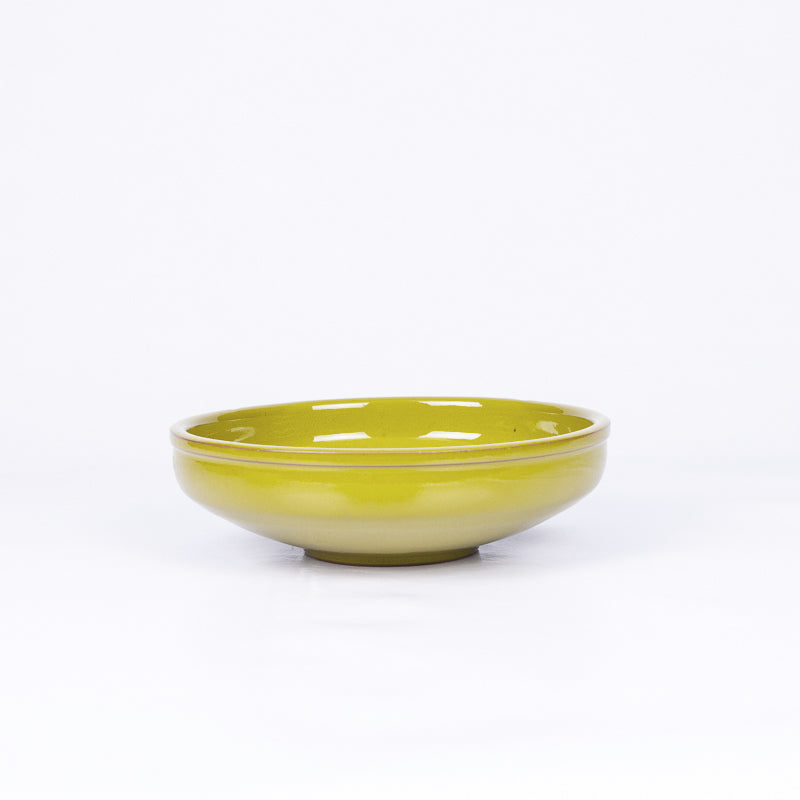Medium Pasta Bowl 20cm - Pistachio Terracotta
