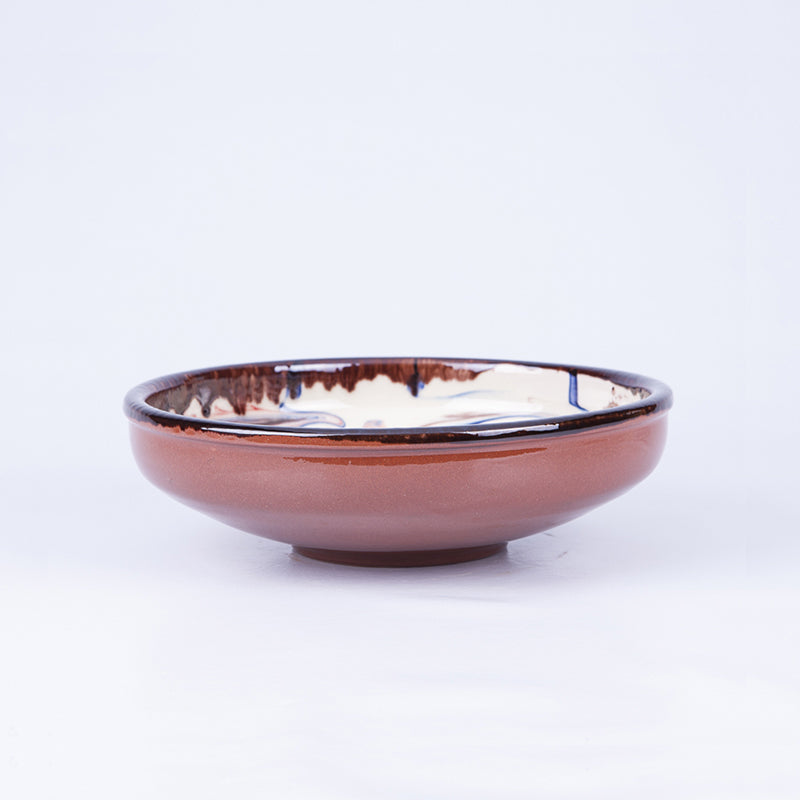 Medium Pasta Bowl 20cm - Waters in White