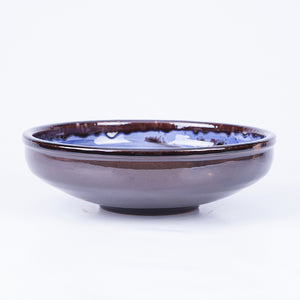 Large Salad/Pasta/Serving bowl 25cm - Waters in Blue