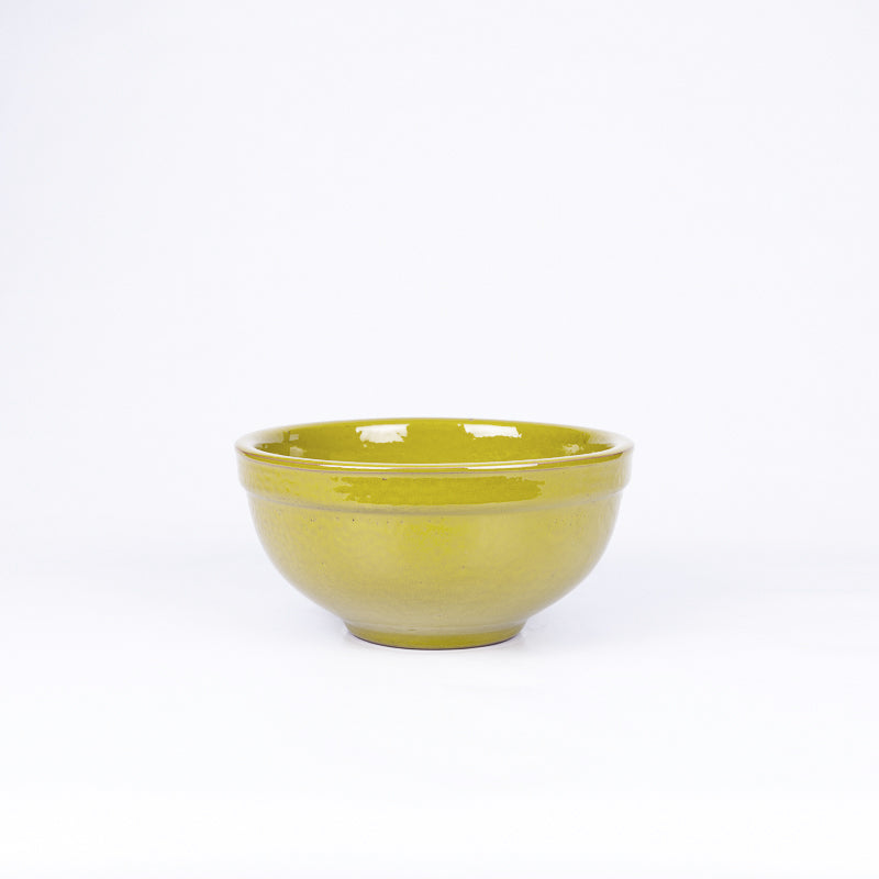 Small Tapas/Breakfast Bowl 13cm - Pistachio Terracotta