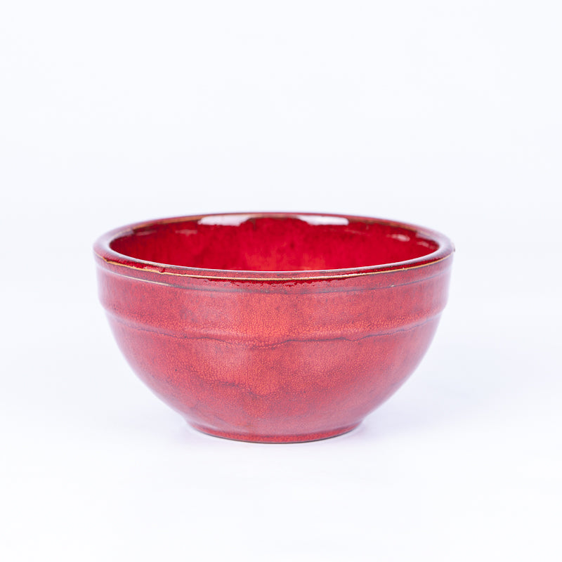 Small Tapas/Breakfast Bowl 13cm - Red Terracotta