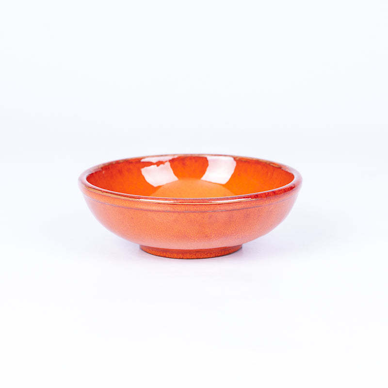 Tapas Bowl 12cm - Orange Terracotta