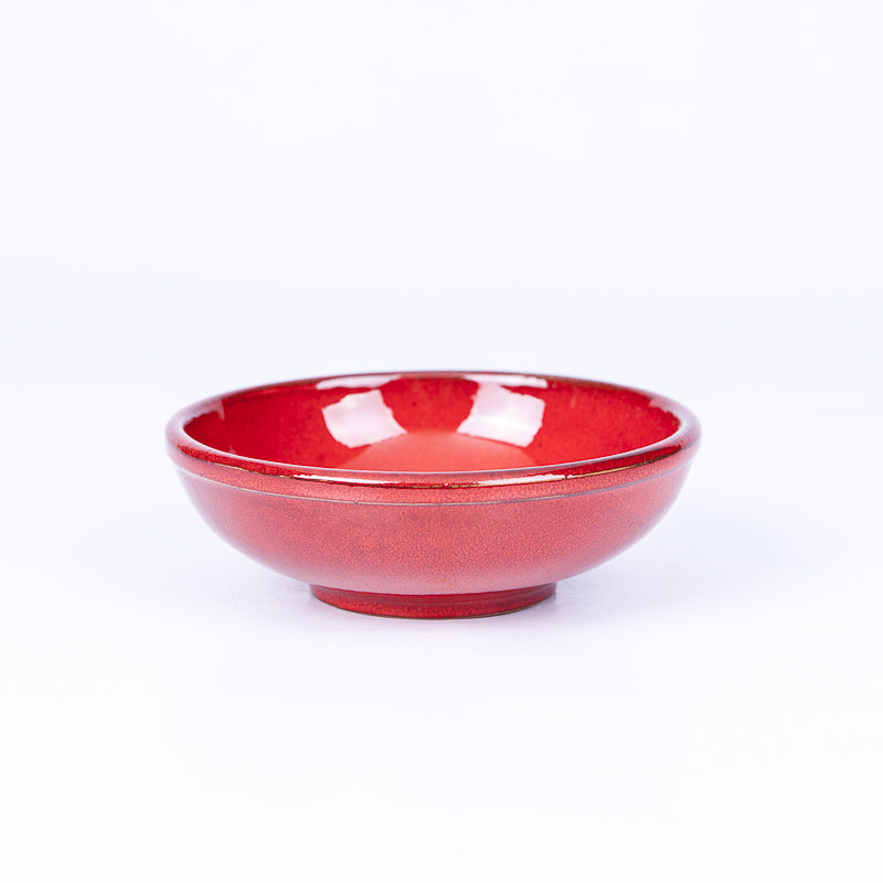 Tapas Bowl 12cm - Red Terracotta