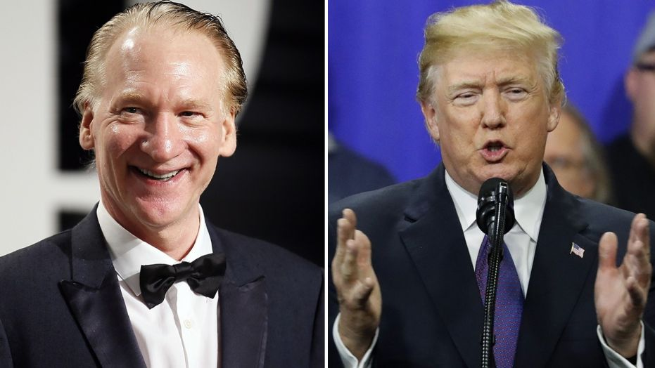 Bill Maher Tries to rain on Trumps Parade